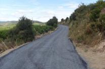 Réfection des chemins communaux de Villeneuve Les Corbières