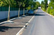 Réseaux pluviaux et aménagement de voirie à Sussargues