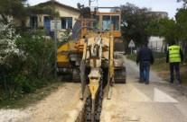 Création d'un réseau d'assainissement collectif à Brouzet Les Quissac