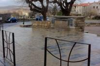 Aménagement de la RD 128 et de la place de l'Hopital à Montdardier