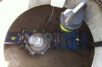 Travaux et équipement sur le réseau d'alimentation en eau potable à Lirac