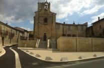 Aménagement du quartier de l'église à Sussargues