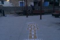 Aménagement d'un square à Sussargues
