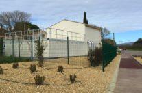 Station de reprise pour le secteur du Parc Caubel à Montferrier sur Lez
