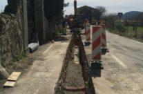Création d'un réseau d'assainissement collectif à Saint-Jean de Crieulon