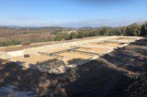 Réalisation d'une station d'épuration de 400 EH par filtres plantés de roseaux à Sardan